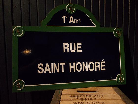 6004   Enseigne 1er arrondissement Paris