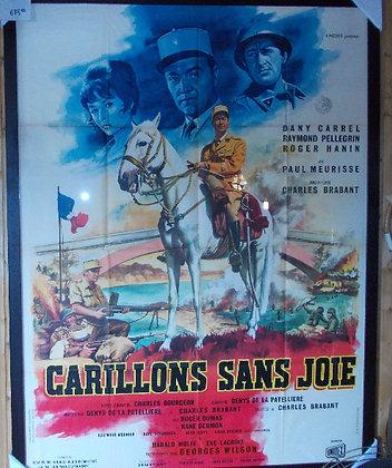 6040 Affiche de film Carillions sans joie
