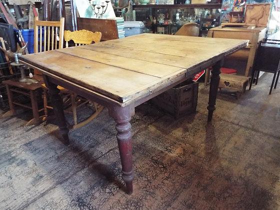 3678 Superbe table papillion