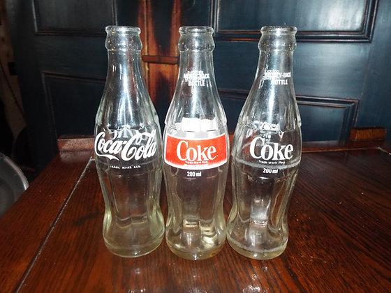 4447 Bouteille coke