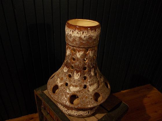 5004  Lampe céramique vintage