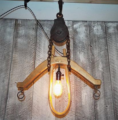 5175 Luminaire rustique