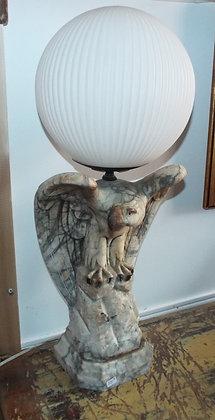 5131 Lampe en albâtre