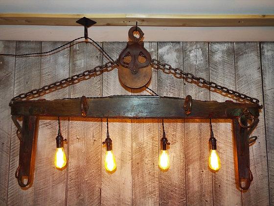 5176 Luminaire rustique