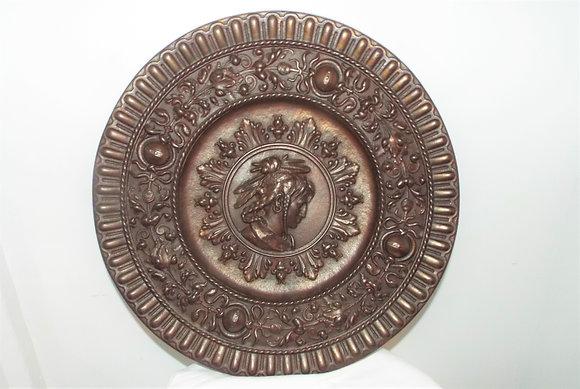 6367 Bronze pièce de musée