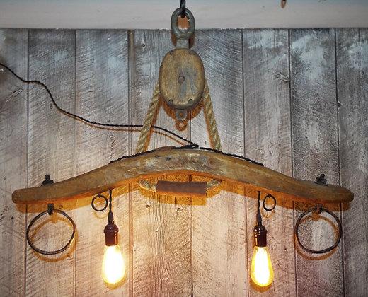 5178 Luminaire rustique