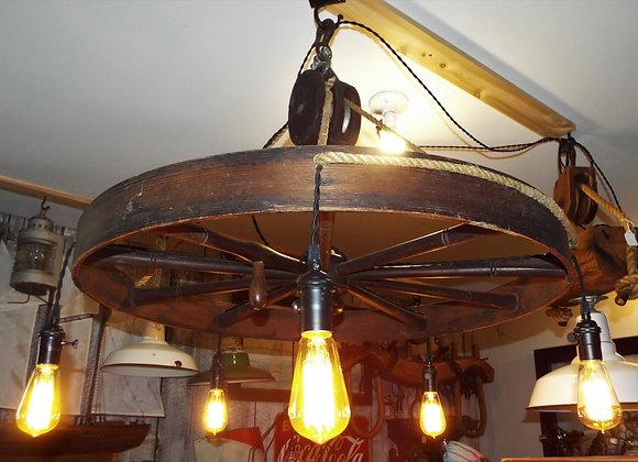 5181 Luminaire rustique