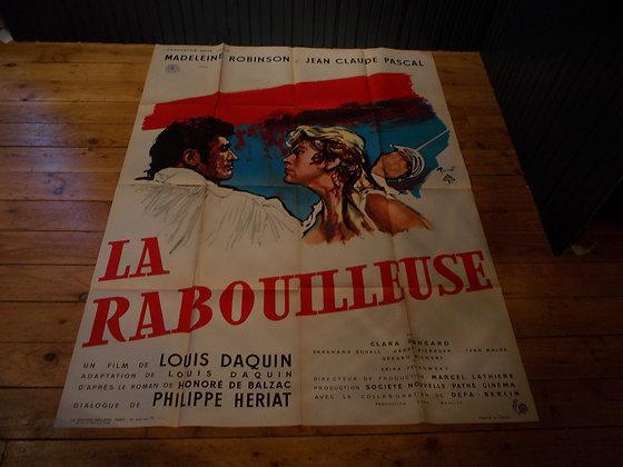 6025   Affiche original film La Rabouilleuse