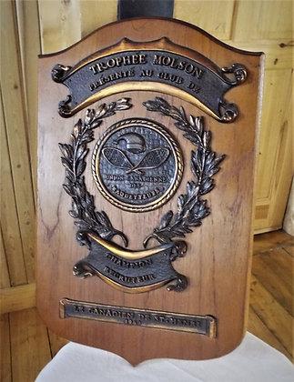4665 Trophée Molson raquetteur