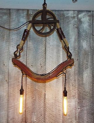 5179 Luminaire rustique