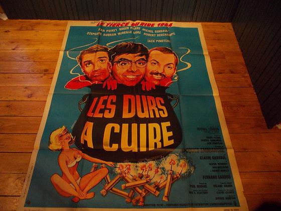 6036 Affiche original film Les durs a cuire