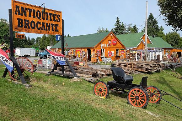 Achat et vente partout au Québec