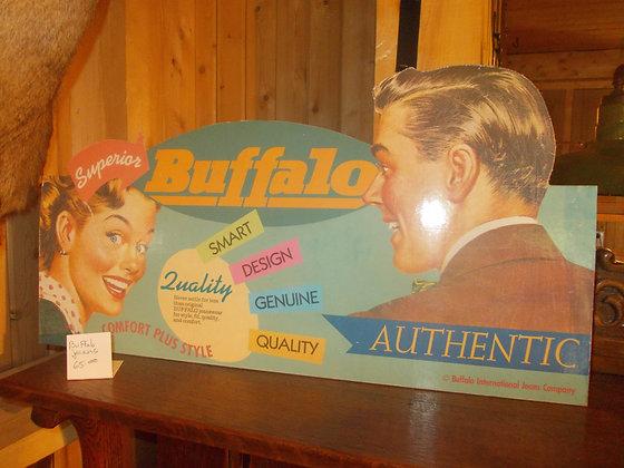 6036 Publicité Buffalo jeans