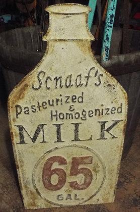 7870 Enseigne Milk