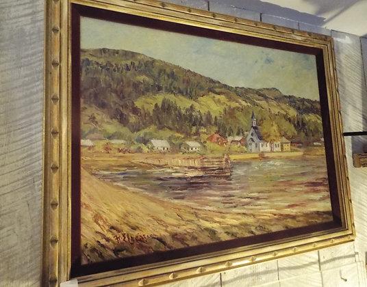 6357 Tableau st-joseph de la rive charlevoix