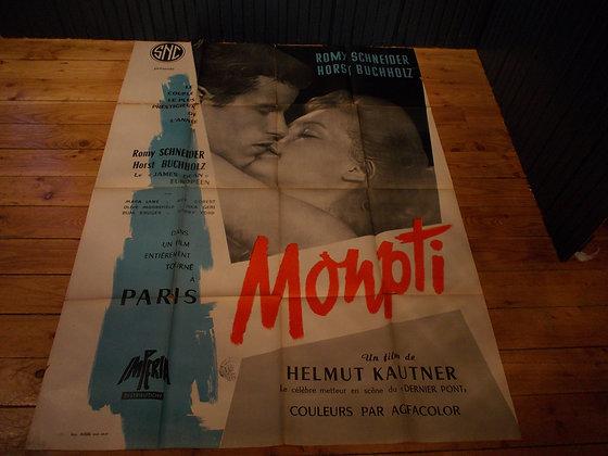 6051  Affiche film Monpti