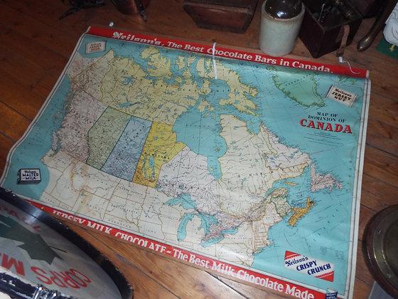 Lot de carte géographique ancienne