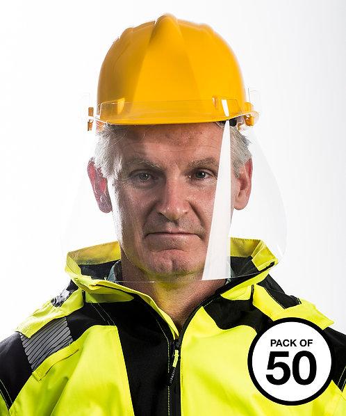 300 Micron helmet screen (Pack of 50)