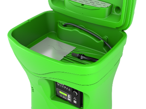 Sell your car parts squeaky clean with our Eco Parts Washer!