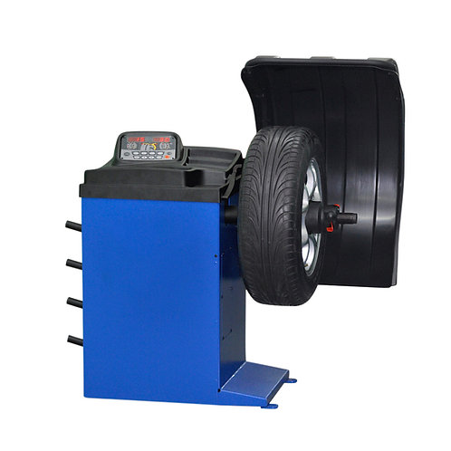 Automatic Motorised Wheel Balancer