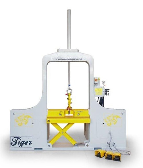Tiger 400 Copper Extraction Machine