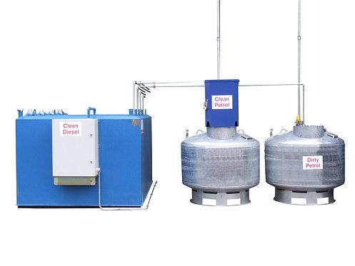 Bespoke Fluid Storage Tanks