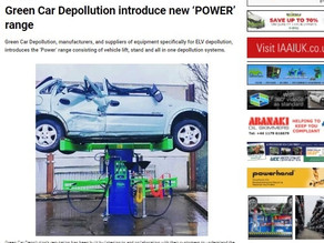 ATF Professional's editorial on our POWER Range, including some customer reviews we're very proud of
