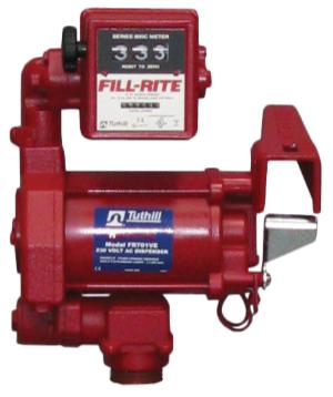 Fill-Rite 701 HD Flame-proof Pump