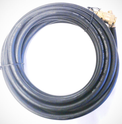 5 METRE AIR HOSE FOR FUEL TANK DRILL