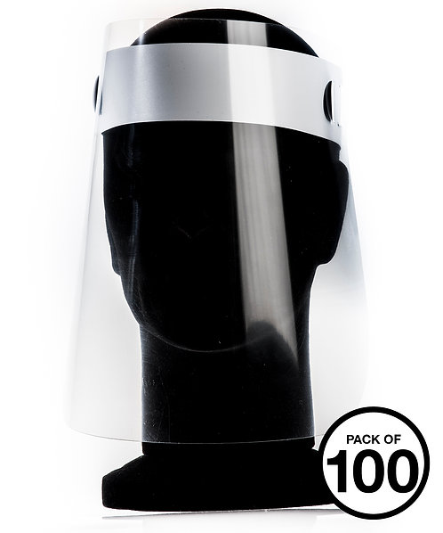 APET Face Shield (Pack of 100)