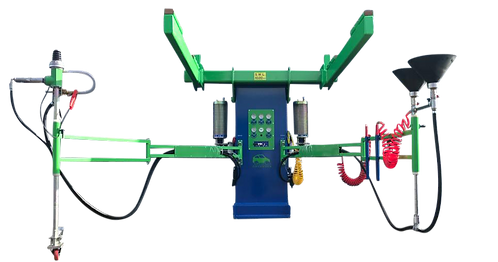 All In One ™ with Power Stand Depollution System