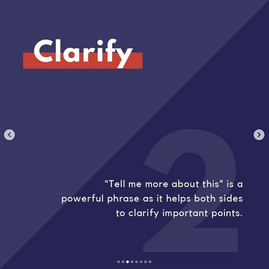 2. Clarify