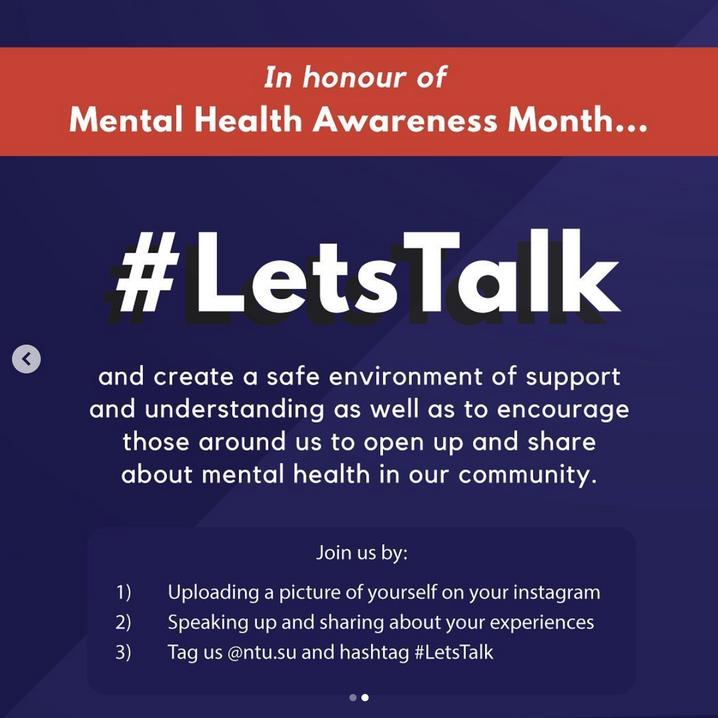 #LetsTalk Campaign: Sharing Stories