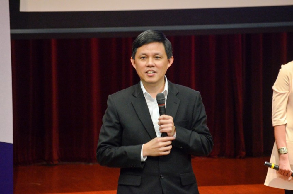 Minister Chan
