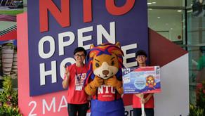 NTU Open House 2019 In Full Swing