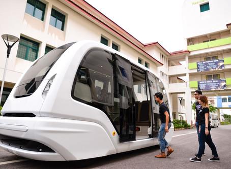 New Transport Options in NTU!