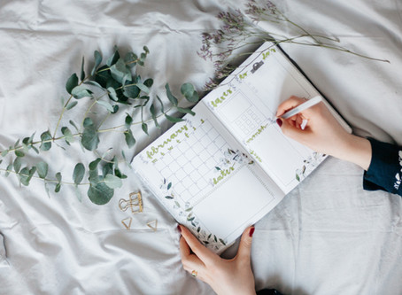 3 Easy Steps To Bullet Journalling