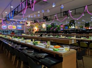 new eateries in NTU 2020 canteen 1