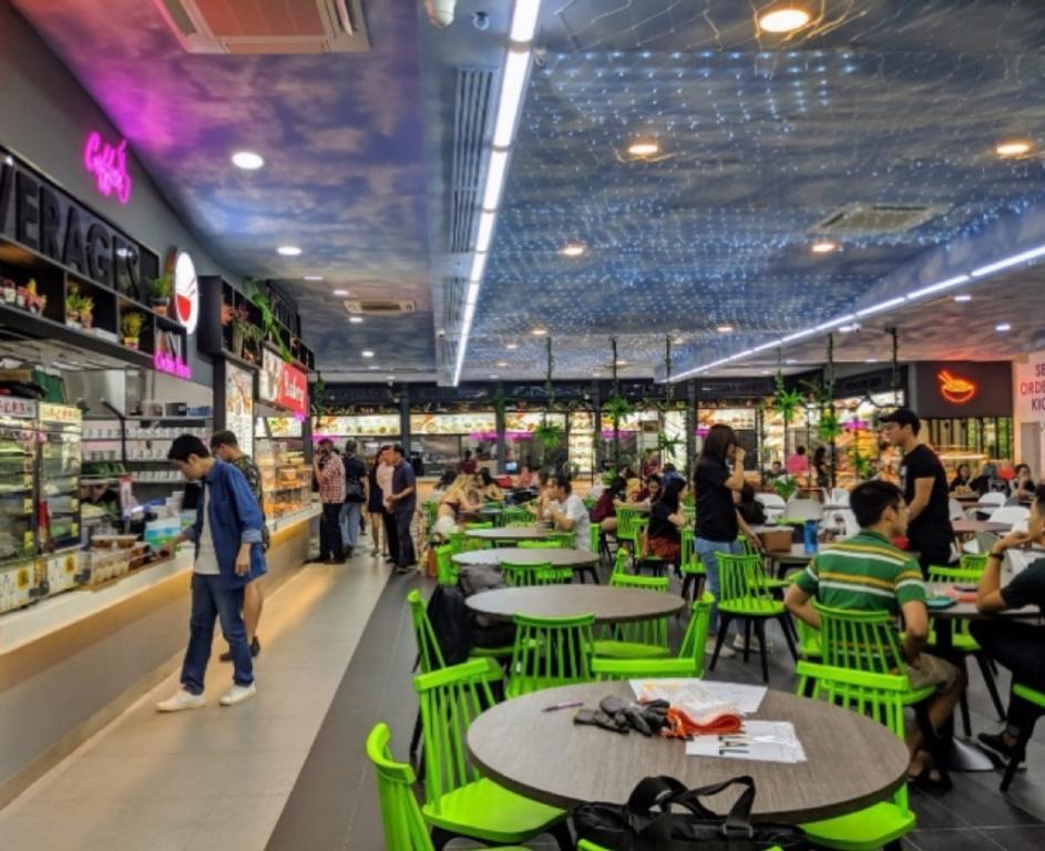 new eateries in NTU 2020 canteen 2
