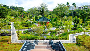 NTU's Historic Yunnan Garden: Newer, Bigger And More High-Tech
