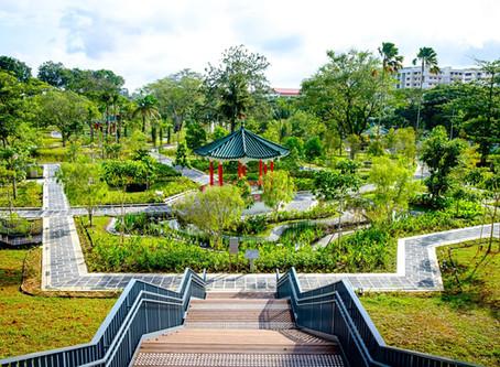NTU's Historic Yunnan Garden: Newer, Bigger And More High-Tech