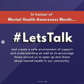 #LetsTalk Campaign