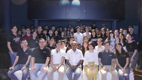 Students' Union Youth Voices Forum with Mr K Shanmugam