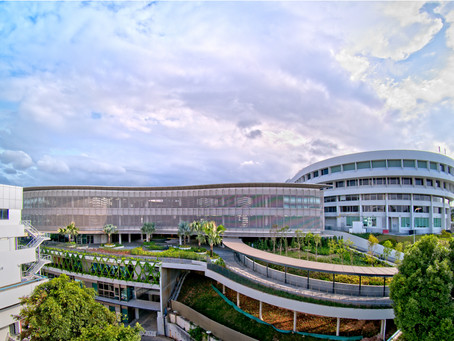 NTU's Newest Icon – The Arc.