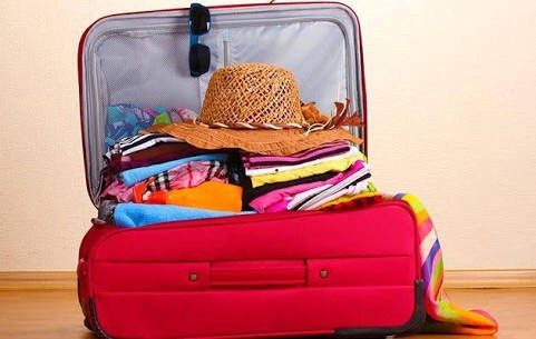 Image result for packed bags