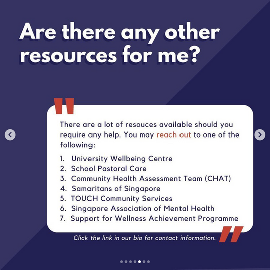 Resources to help you
