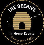 Bee Hive Logo Round black.jpg