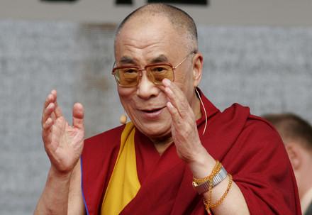 Dalai Lama, exilio, muerte, y dolor transmutados en paz, serenidad y mensaje