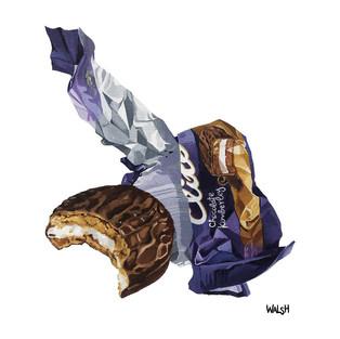 Chocolate Kimberly - Orla Walsh