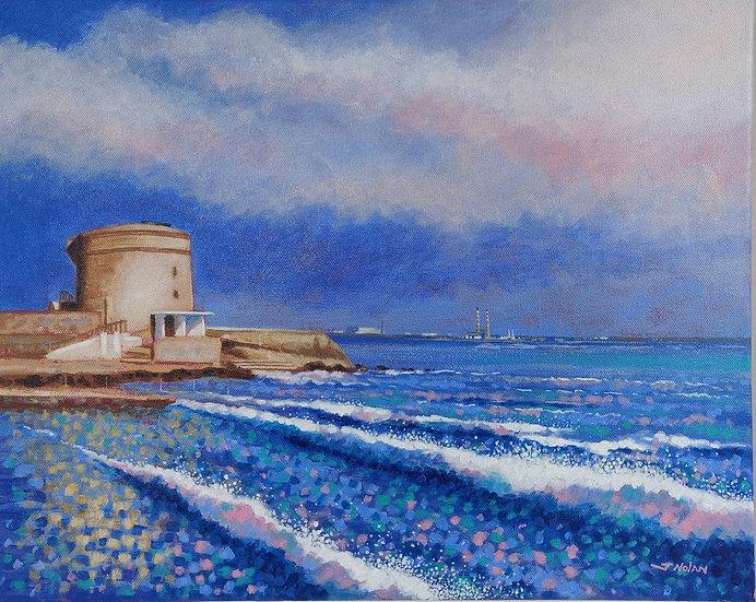Seapoint Martello - Giclée Print